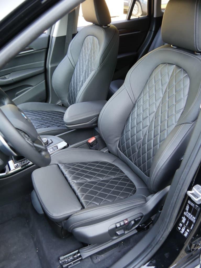 Auto stofferen - Custom autobekleding - Van Rembrandt Customs - BMW X1 (7)